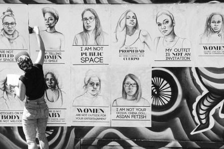 Des-dessins-pour-combattre-le-harcèlement-de-rue