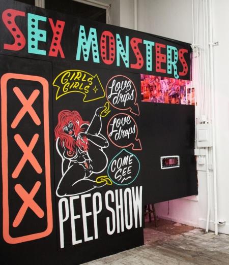 sex monsters
