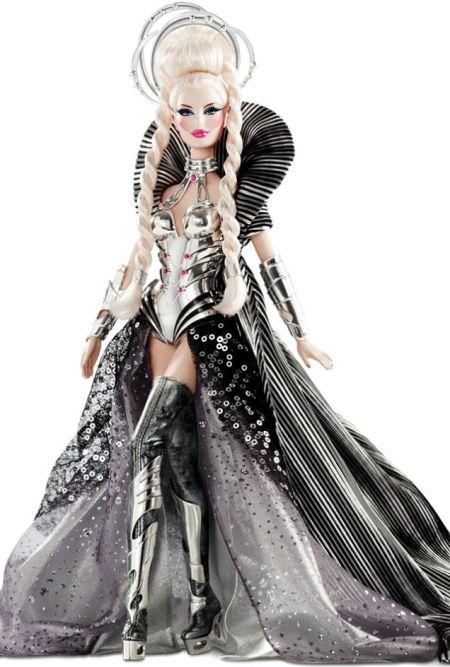 Barbie Alien Goddess