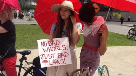prostitution décriminalisation