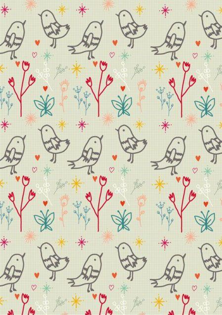 fleurs tapisserie