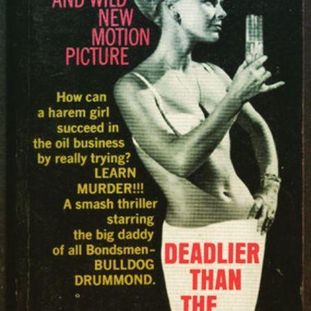 #deadlierthanthemale #beauty #lineofbeauty #slimmingworld #vintagefilm #vintage #spy #herestoyou