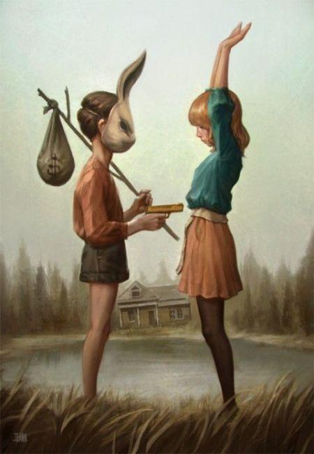 Valérie illustration par Jehan Cho